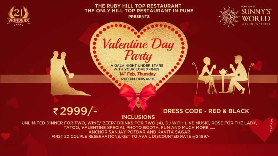 Valentine Day Party 2019