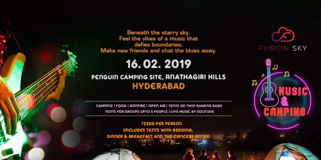 Music & Camping festival