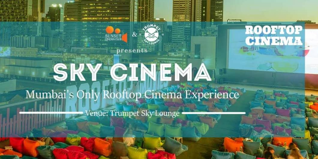 SkyCinema - Movies at the Rooftop