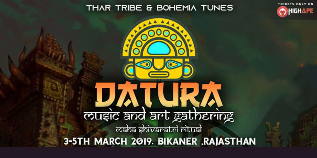 Datura VOL 2.0 Mahashivratri Ritual