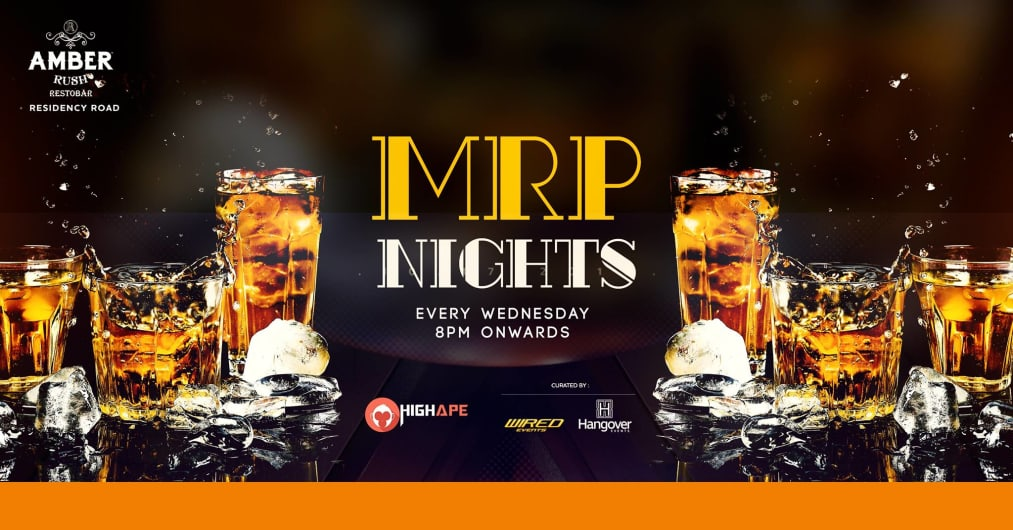 MRP NIGHTS Ft DJ Vicky