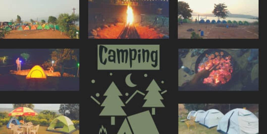 Winter Special - AwaraRahi's Night Camping at Pawna Lakeside