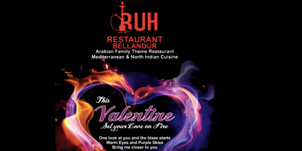 Valentine's Day Party at Ruh Restaurant