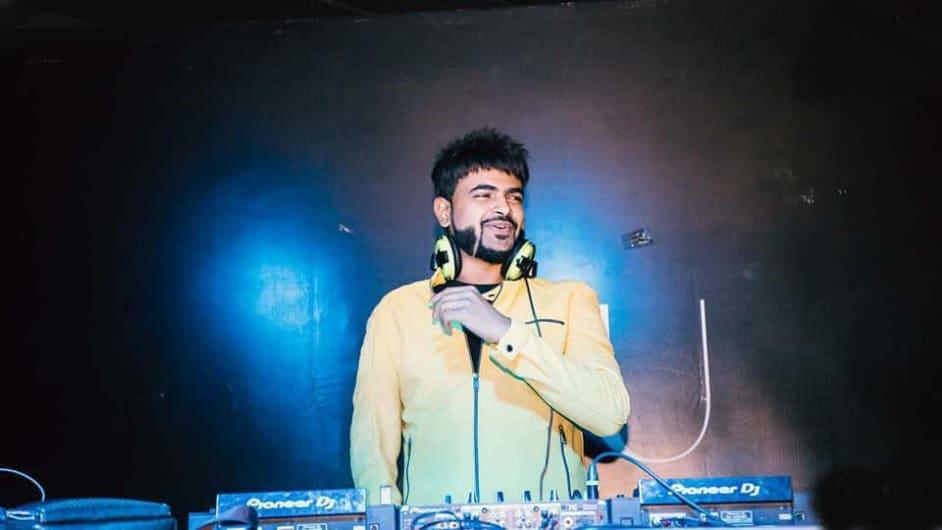 Punjabi Night with DJ Hassan
