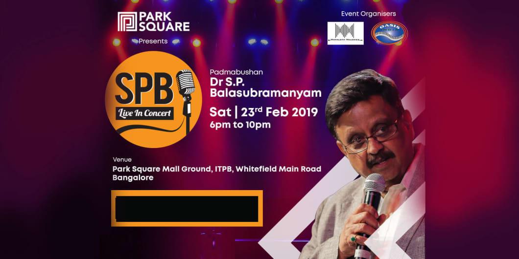 SPB – Live in Concert