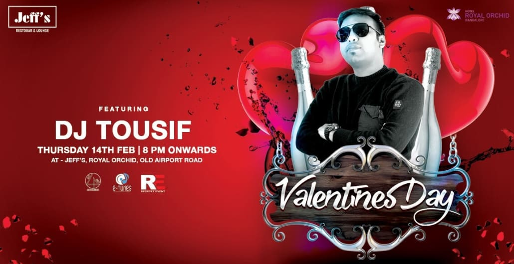 Open-Air Valentines Day Night with DJ Tousif