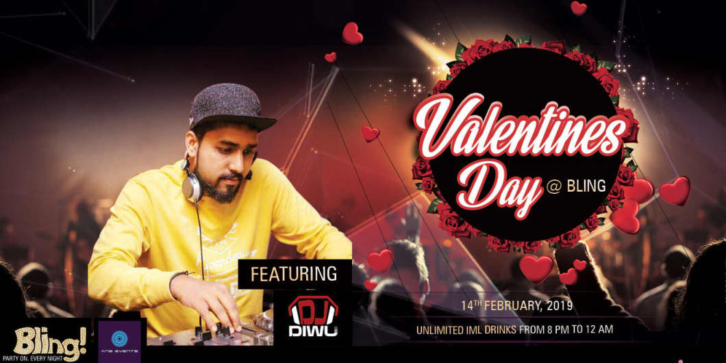 Valentines Day at Bling Bangalore