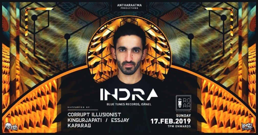Indra - Psy Trance