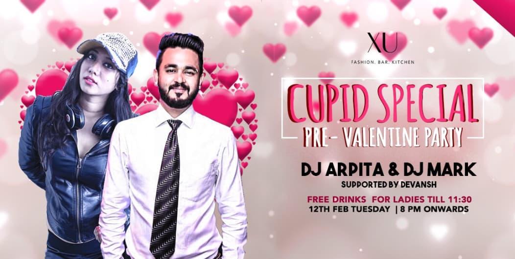 Gossip Tuesdays - Ladies Night at XU with DJ Arpita &  DJ Mark