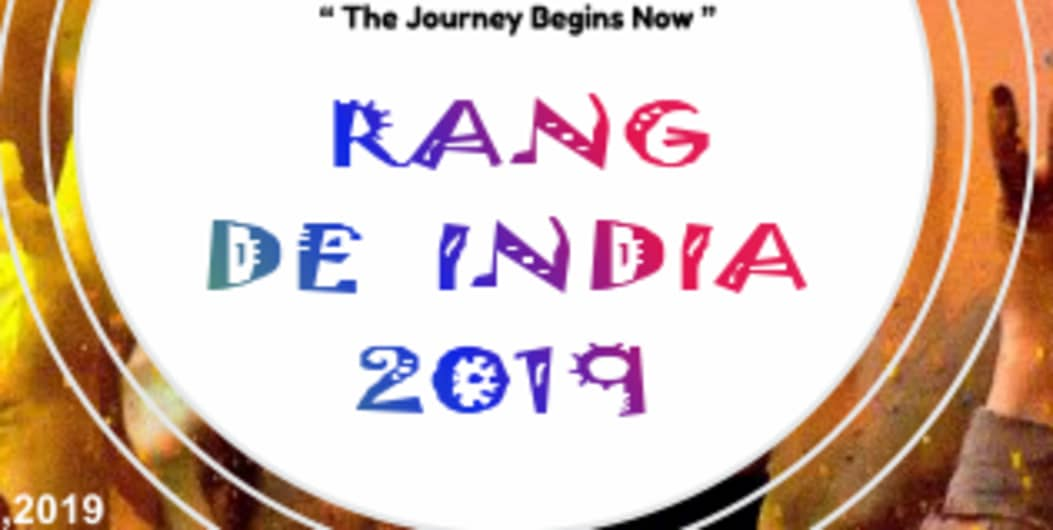 Rang De India - Biggest Holi Party In Bangalore 2019