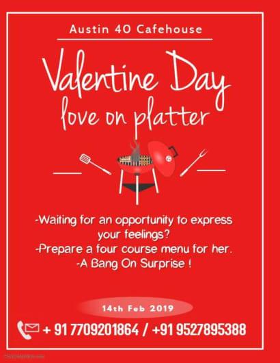 Love on Platter
