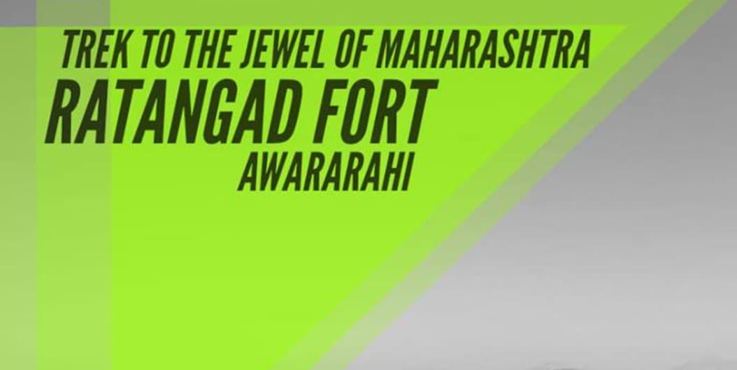 Trek To The Jewel Maharashtra - Ratangad Trek