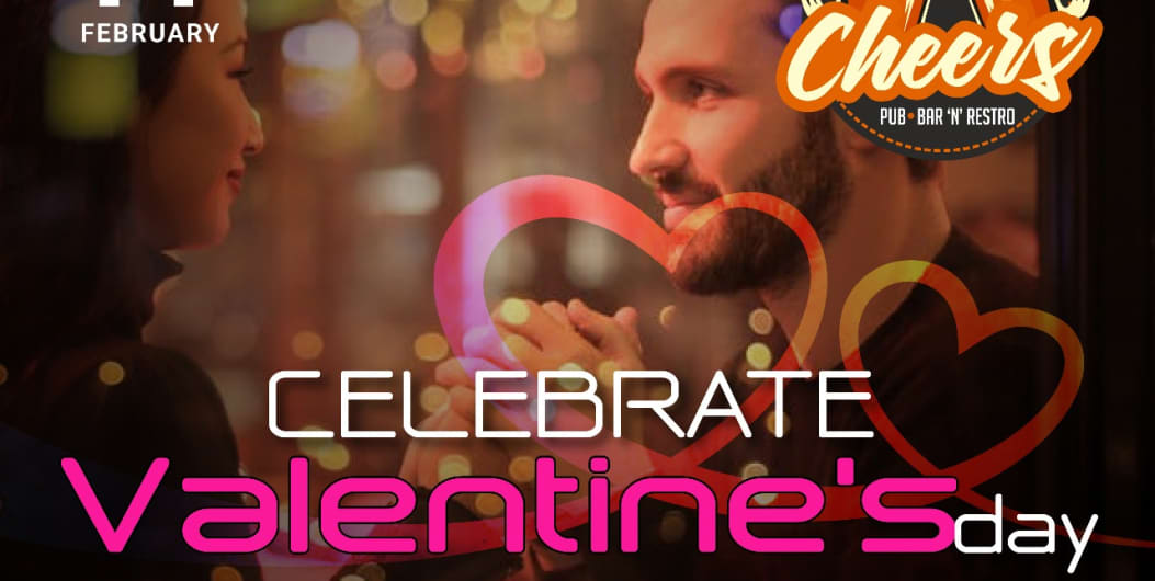 Valentine's Special at Cheers Pub