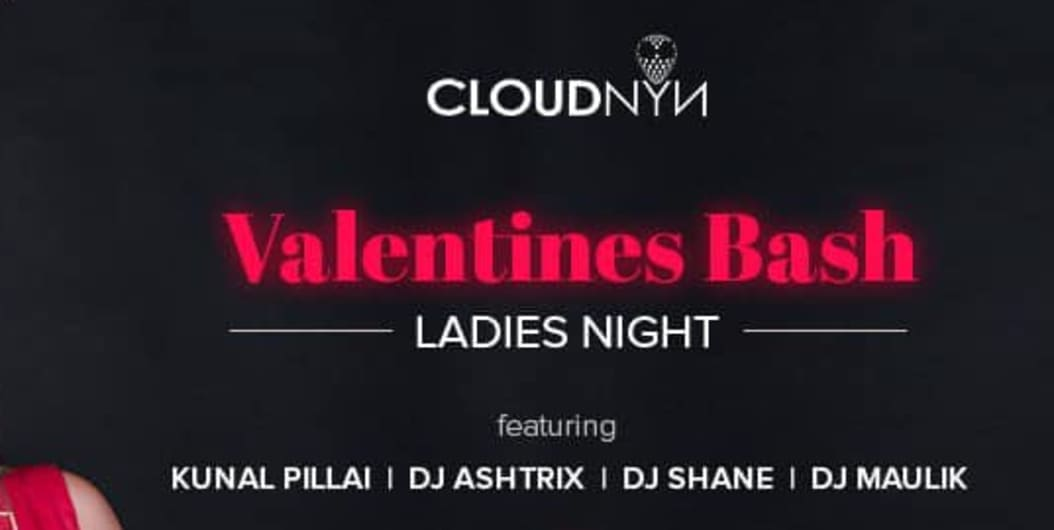 Cloudnyn Valentine's day bash!