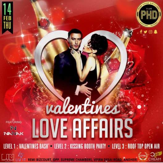 Valentine's Love Affairs