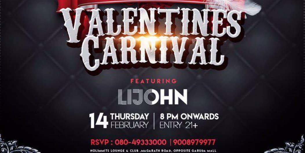 Valentines Carnival' Ft. DJ Lijohn