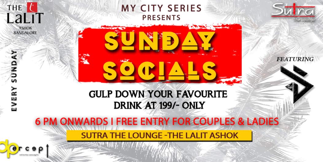 Sutra Sunday Socials 2