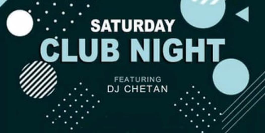 Saturday Club Night