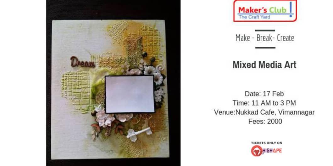 Mix Media Art