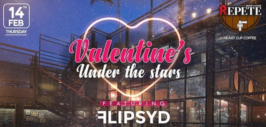 Valentine's 'Under The Stars' Feat. Flipsyd