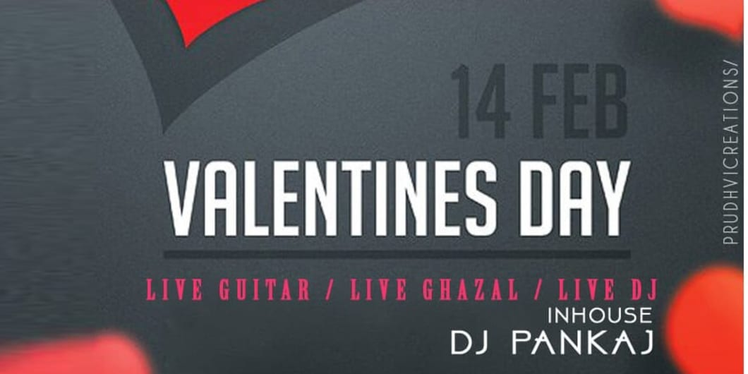 Valentines Day at High Five Sky Lounge