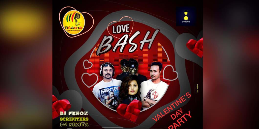 Love Bash at Raasta Cafe