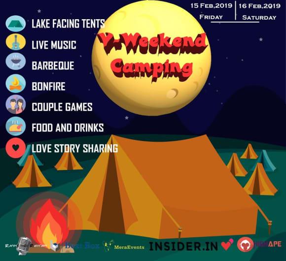 Valentine weekend Camp