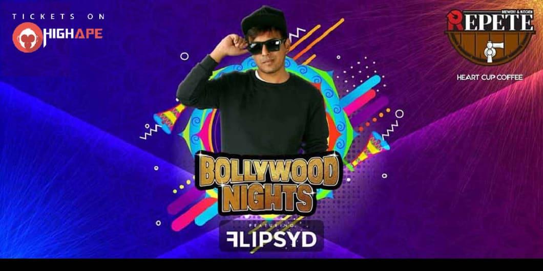 Bollywood Night feat. Flipsyd