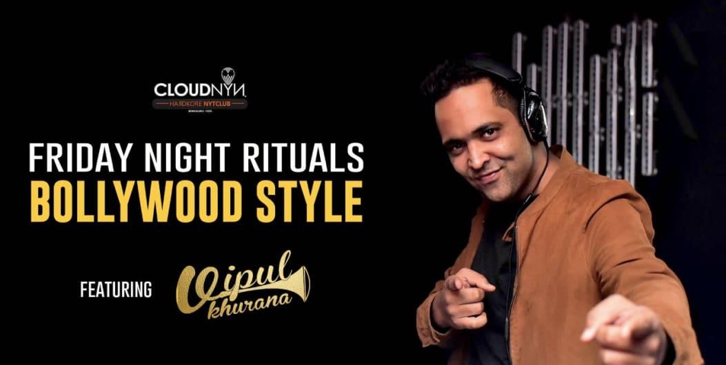 Bollywood friday ft. Vipul Khurana