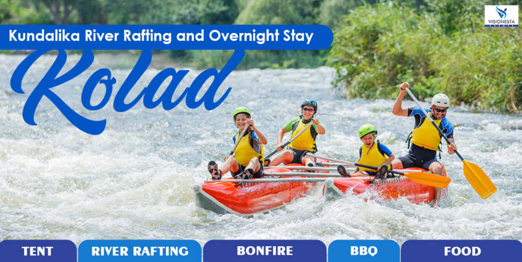 Kolad River Rafting  And Overnight Stay