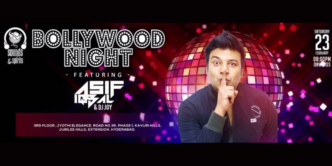 Saturday Bollywood Night feat DJ Asif Iqbal