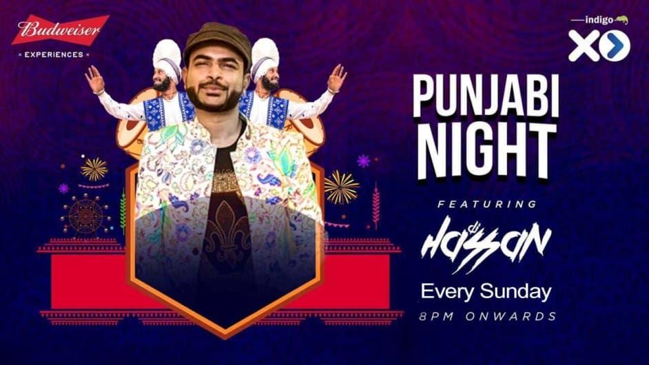 Sunday Grand Punjabi Night ft. DJ Hassan