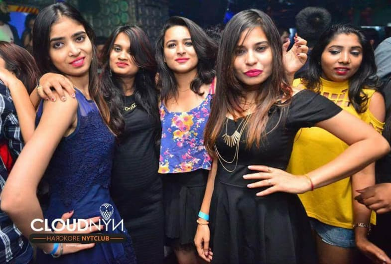 Wednesday: Ladies Night at CloudNyn