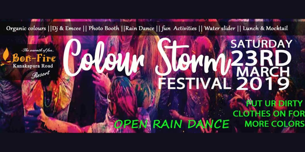 Colour Storm 2019