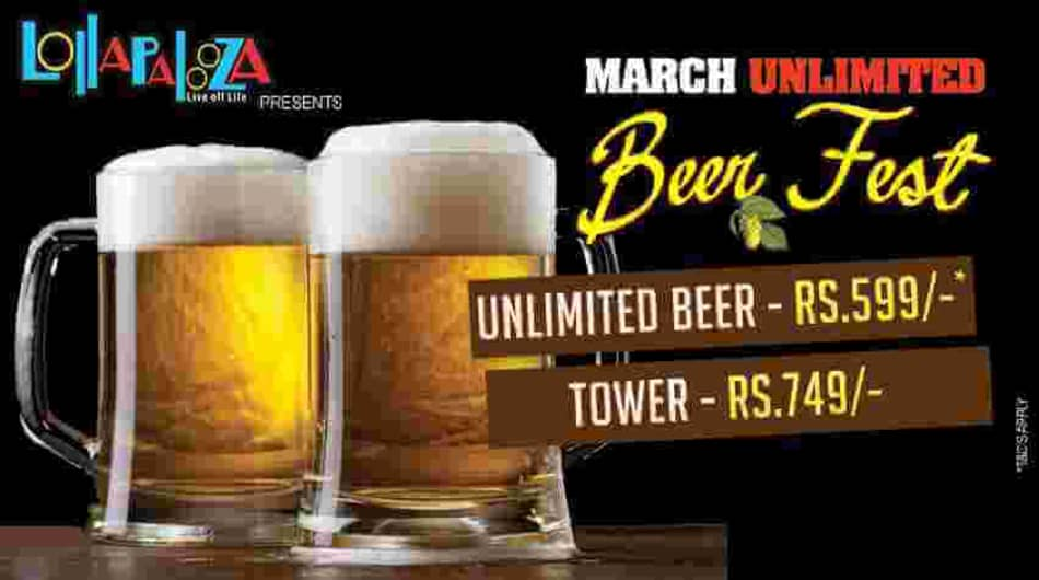 March Unlimited - Beer Fest 2019