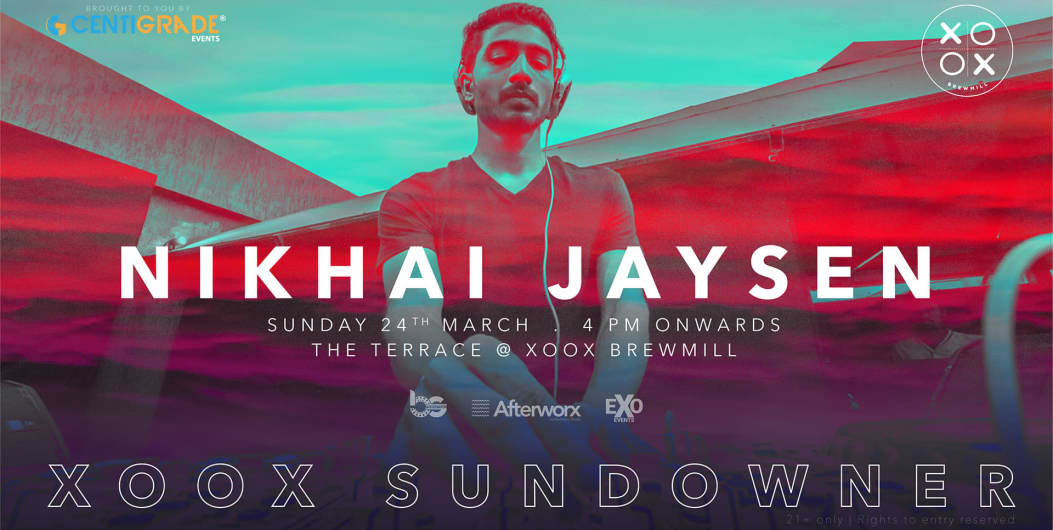 XOOX Sundowners  - Nikhai Jaysen