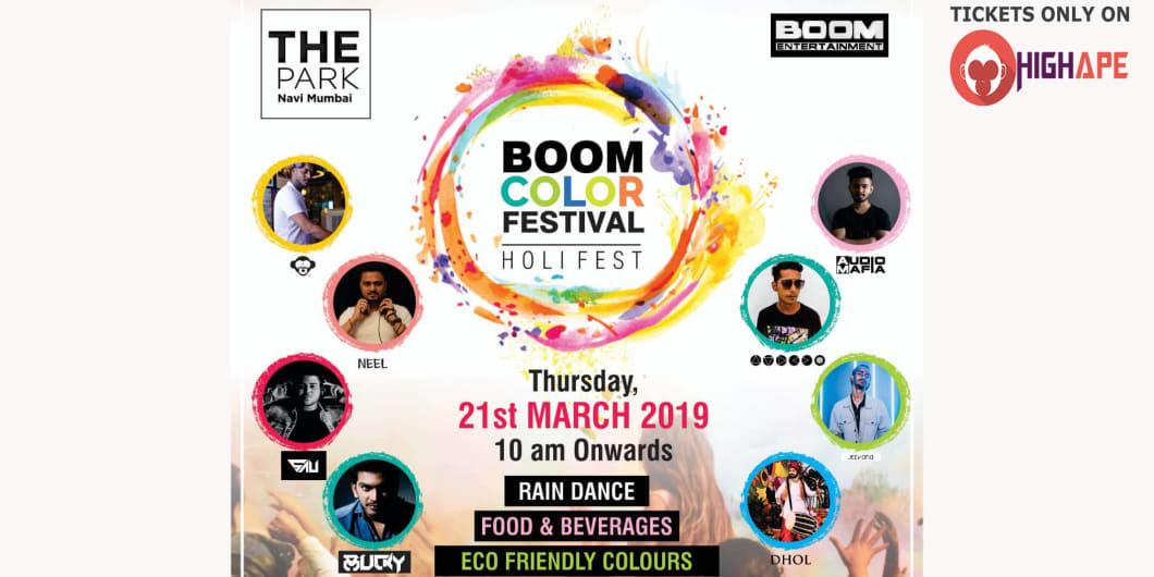 Boom Color Festival