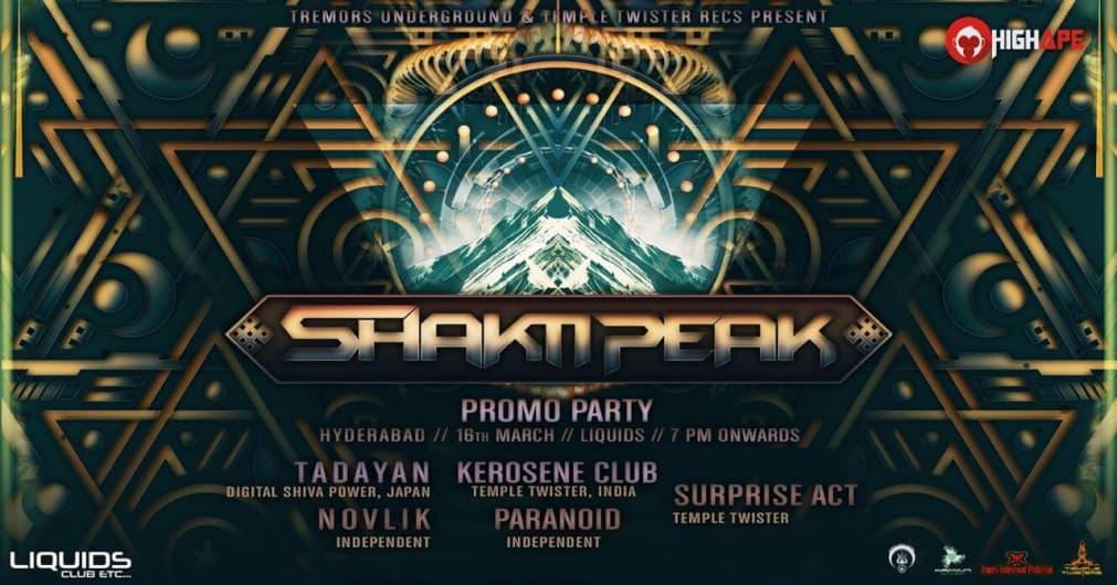 Shakti Peak Promo Starring Tadayan