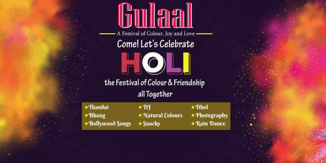 Gulal - A Festival Of Colour, Joy And Love