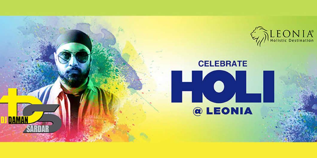 Holi Event at Leonia