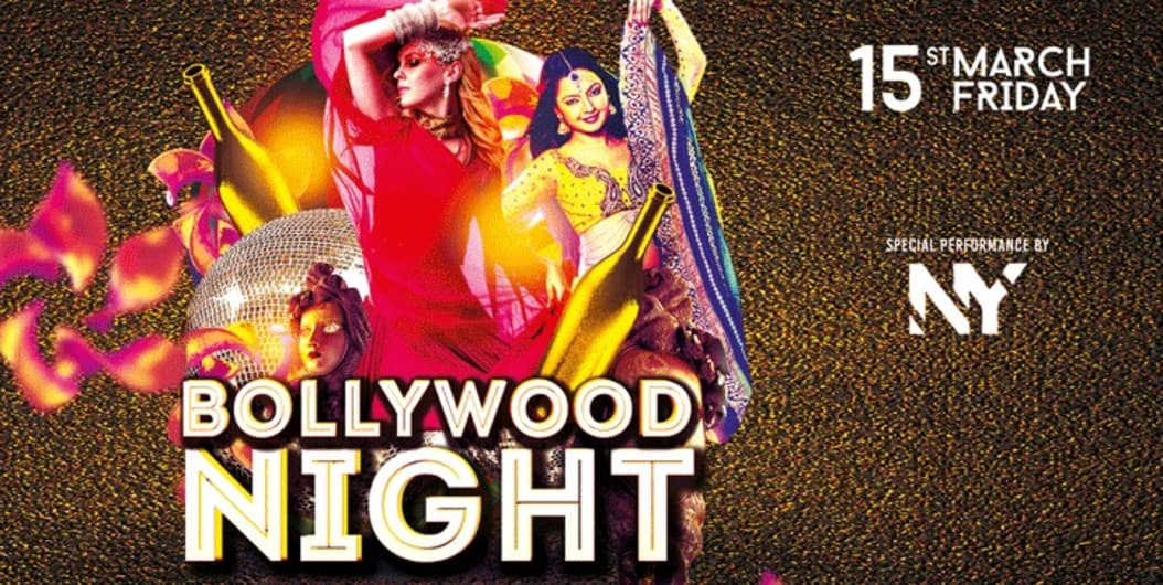 Friday Bollywood Ladies Night @ Tilt