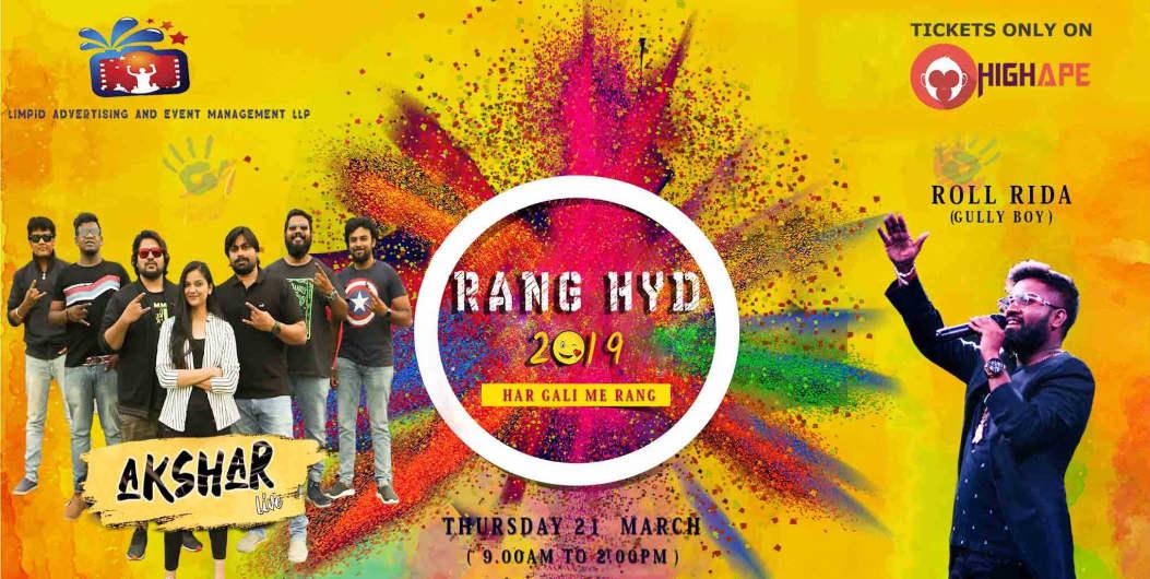 Rang HYD 2k19
