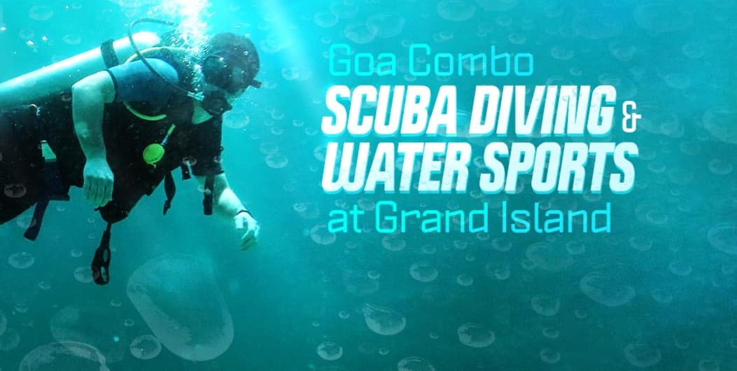Scuba Diving And Water Sports In Goa