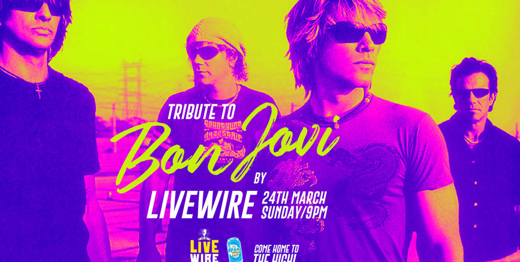 Tribute To Bon Jovi by Livewire