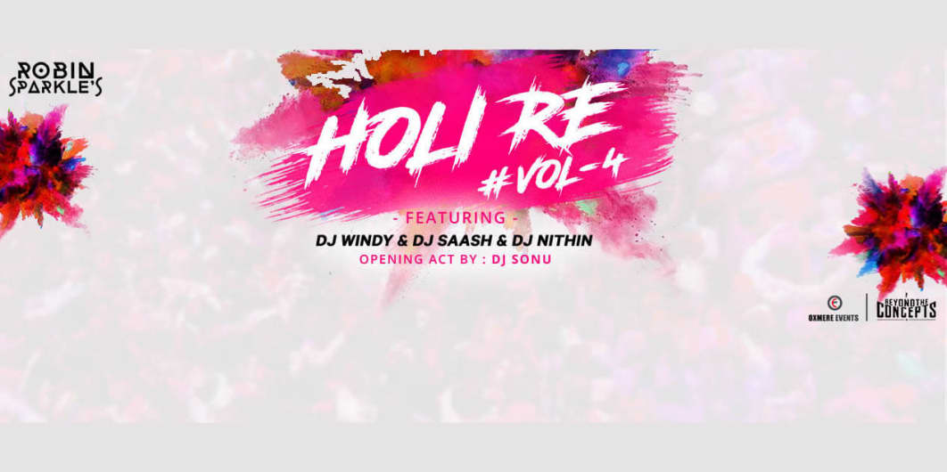 Holi Re.VOL - 04