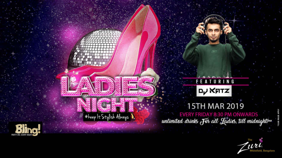 Ladies Night ft. DJ Katz
