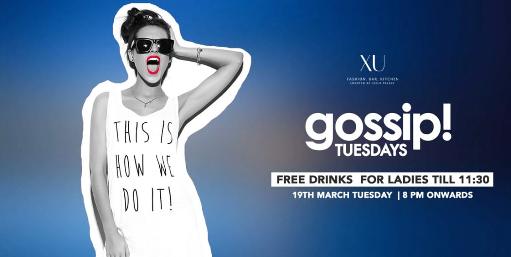 Gossip Tuesdays Ladies Night