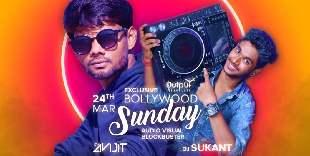 Bollywood Sunday (Exclusive Audio Visual Blockbuster)Ft DJ Aviji