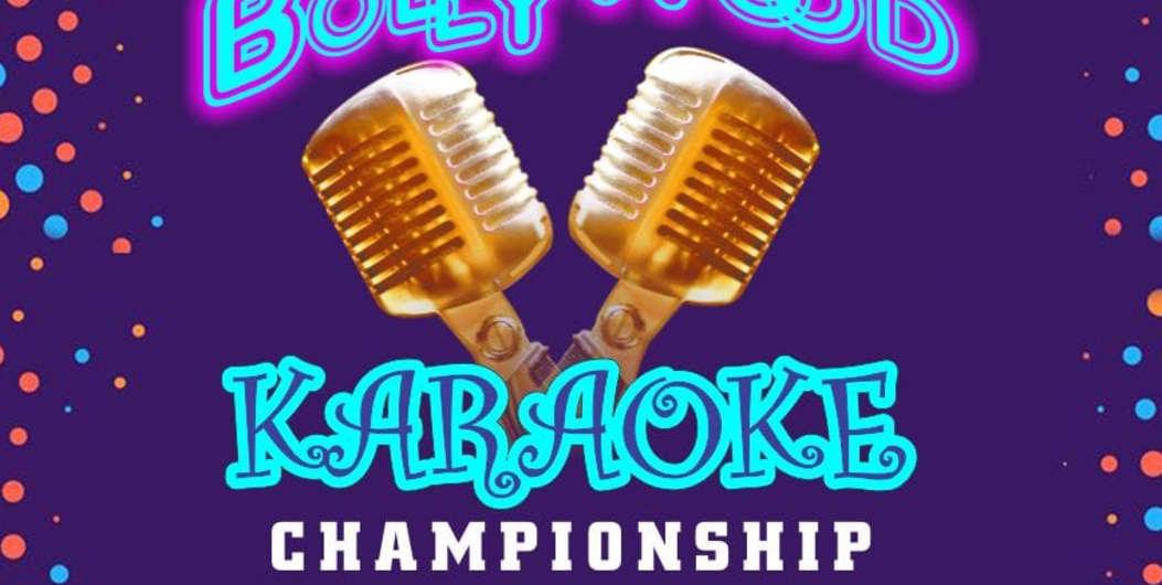 Bollywood Karaoke Competition
