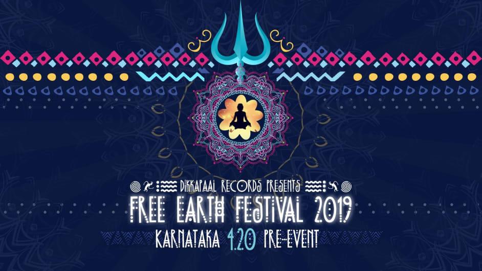 Free Earth Festival 2019 Promo : 4/20 : Karnataka